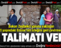 Bakan Zeybekci Selin Vurduğu Serinhisar'da İnceleme Yaptı