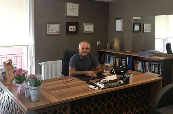 serkan urganci hasan herken yazi foto - Prof. Dr. Hasan Herken Hoca'nın kaleminden KHK'lıların yaşadıkları...