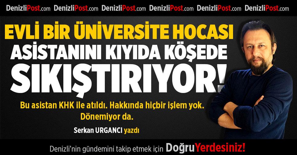 Prof. Dr. Hasan Herken Hoca'nın kaleminden KHK'lıların yaşadıkları…