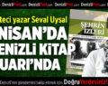 Denizlili Gazeteci Yazar Uysal, 2. Denizli Kitap Fuarı'nda