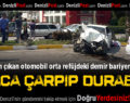 Denizli-Ankara Karayolunda Kaza: 1 Yaralı