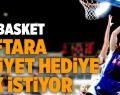 Sinpaş Basket, Taraftara Galibiyet Hediye Etmek İstiyor