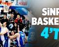 Sinpaş Basket'ten 4'te 4