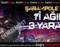 Bekilli'de kaza: 1'i ağır 3 yaralı