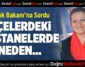 Basmacı'dan Sağlık Bakanı'na soru önergesi