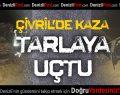 Çivril'de kaza: 1 yaralı