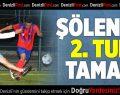 Pamukkale Futbol Şöleni'nde 2. tur tamamlandı