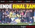 Pamukkale Futbol Şöleni'nde Final Heyecanı