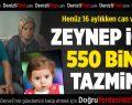 İğneden ölüme 550 bin lira tazminat