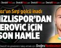 Denizlispor'un Perovic inadı