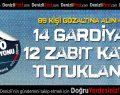 Denizli'de FETÖ'den 26 tutuklama