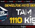 Denizli'de 1110 kişi kamudan ihraç edildi
