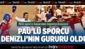 PAÜ'lü Milli Sporcu'dan Büyük Başarı