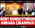 Kent Konseyi'nden Ankara Çıkarması