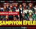 Sarayköy'ün Efeleri Türkiye Finallerinde