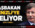Ramazanoğlu: Başbakan Denizli'ye geliyor