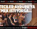Avrupa Gençlik Forumu Denizli'de Düzenlendi