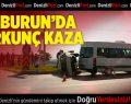 Bozburun'da Korkunç Kaza