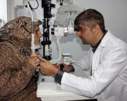 Denizli Devlet Hastanesi Göz Hastalıkları Uz. Dr. Serkan Duran glokom (göz tansiyonu) hakkında açıklamalarda bulundu.