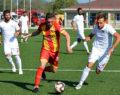 Kızılcabölükspor-Elaziz Belediyespor: 4-0