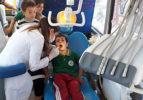 Denizli'de 19 Bin Öğrenciye Diş Taraması Yapıldı