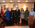 KADEM'den Başkan Zolan'a ziyaret