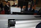 Tekstilin başkentinde tekstil makineleri fuarı açıldı