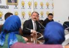 AK Partili Şahin Tin, partili gençlere seslendi