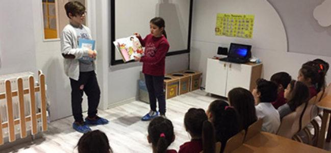 Özel PEV Okullarında Dünya Öykü GünüKutlandı