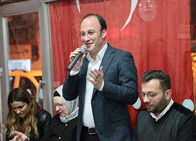 Örki'den Söz: Mahalle Konakları Geliyor