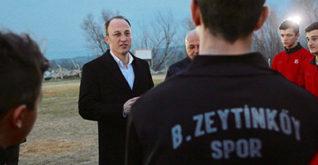 Örki'den Pamukkale'yi spor merkezi yapacak proje