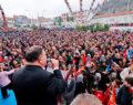 Honaz'da Miting Havasında SKM Açılışı