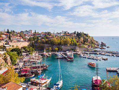 Antalya'da Romantik ve Ekonomik Balayı Tatili