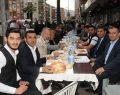 Mustafa Üstek'ten Hayır Yemeği