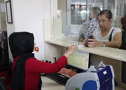 Pamukkale'de Vezneler Hafta Sonu Da Açık