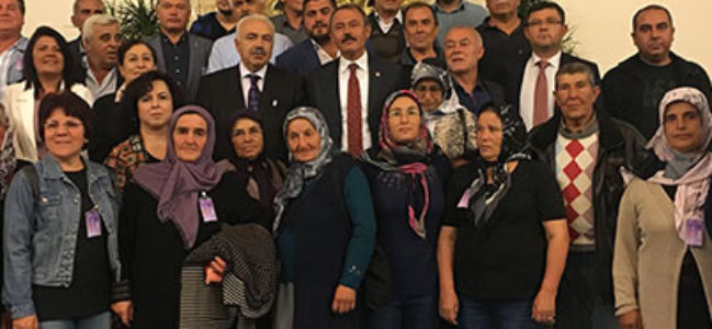 Milletvekili Şahin Tin, TBMM'de Acıpayamlı Hemşehrilerini Ağırladı