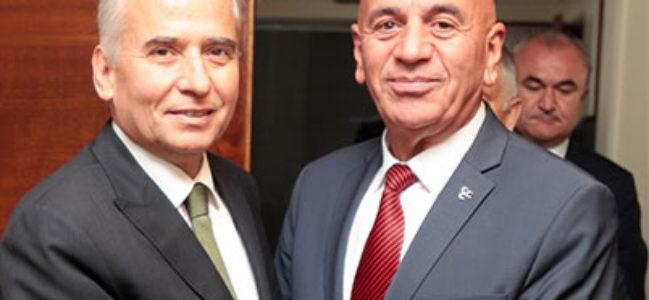 """MHP Denizli İl Başkanı Cafer Birtürk:""""Osman Zolan Başkanımıza çok teşekkür ediyoruz """""""