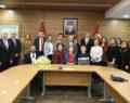 Kent Konseyi'nden Vali Karahan'a ziyaret