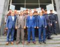 Vali Karahan'dan 112 Acil Çağrı Merkezi'ne Ziyaret