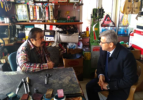 Başkan Dr. Hulusi Şevkan, Esnafın Taleplerini Yerinde Dinliyor