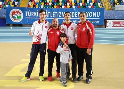 PAÜ'lü Milli Atletler Türkiye'yi Temsil Edecek