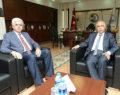 Vali Karahan'dan Borsa'ya İade-i Ziyaret