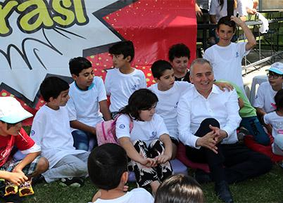Gençlik Kampı sona erdi