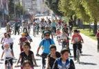 Acıpayam'da Pedallar Otomobilsiz Yaşam İçin Çevrildi