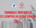 PAÜ'de 35. Özel Olimpiyatlar Başlıyor