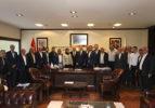AK Parti Kale Teşkilatı'ndan Başkan Zolan'a Ziyaret