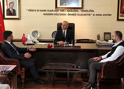 DEKAD'dan Başkan Zolan'a ziyaret
