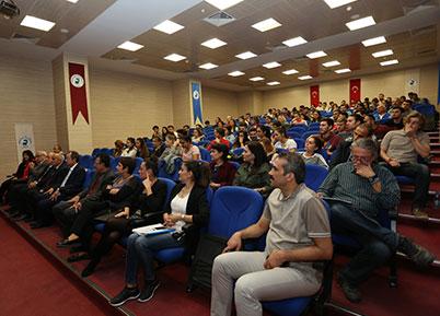 PAÜ'de 'Amatör Spor' Konferansı