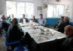 Başkan Şevkan, Mahalle Halkıyla Kahvaltıda Buluştu