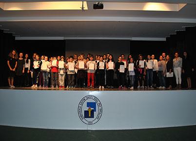 PEV'den Cambridge Sınavlarında Başarı